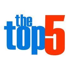 Top 5 USA